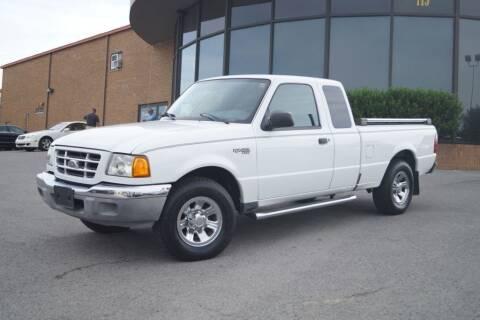 2003 Ford Ranger for sale at Next Ride Motors in Nashville TN