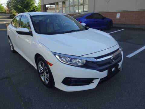 2018 Honda Civic for sale at Prudent Autodeals Inc. in Seattle WA