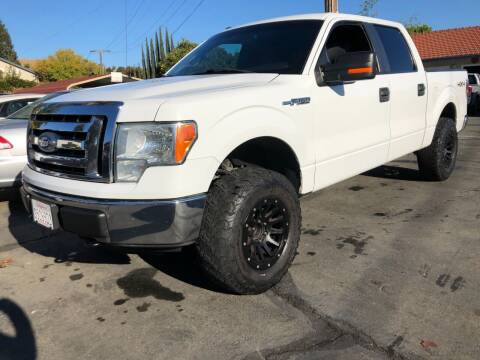 2011 Ford F-150 for sale at Martinez Truck and Auto Sales in Martinez CA