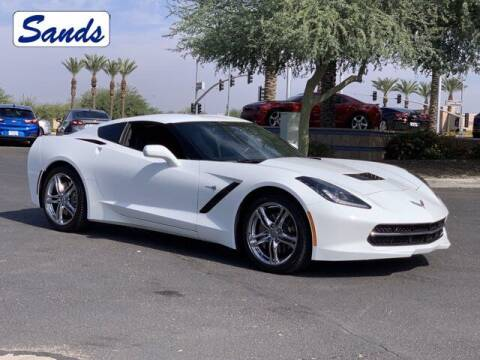 2017 Chevrolet Corvette for sale at Sands Chevrolet in Surprise AZ