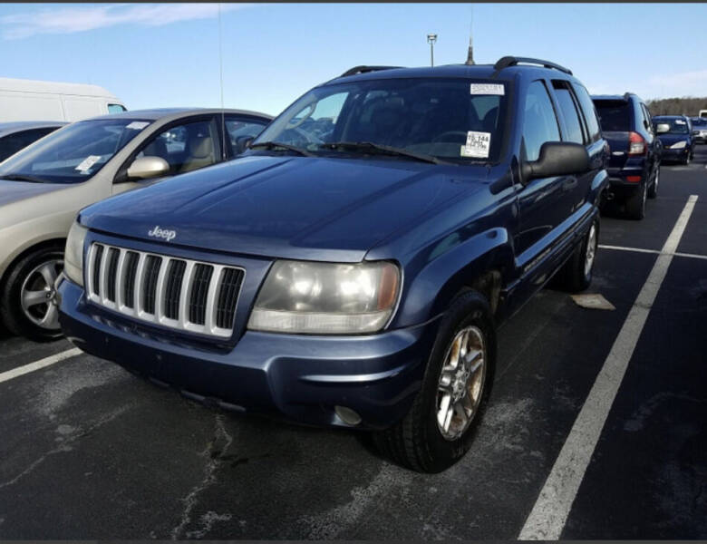 2004 Jeep Grand Cherokee for sale at Auto Town Used Cars in Morgantown WV
