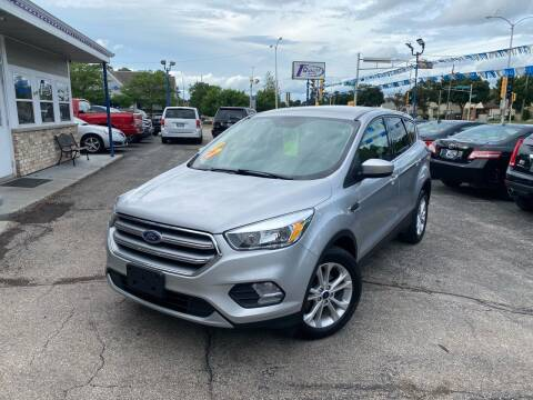2017 Ford Escape for sale at 1st Quality Auto in Milwaukee WI