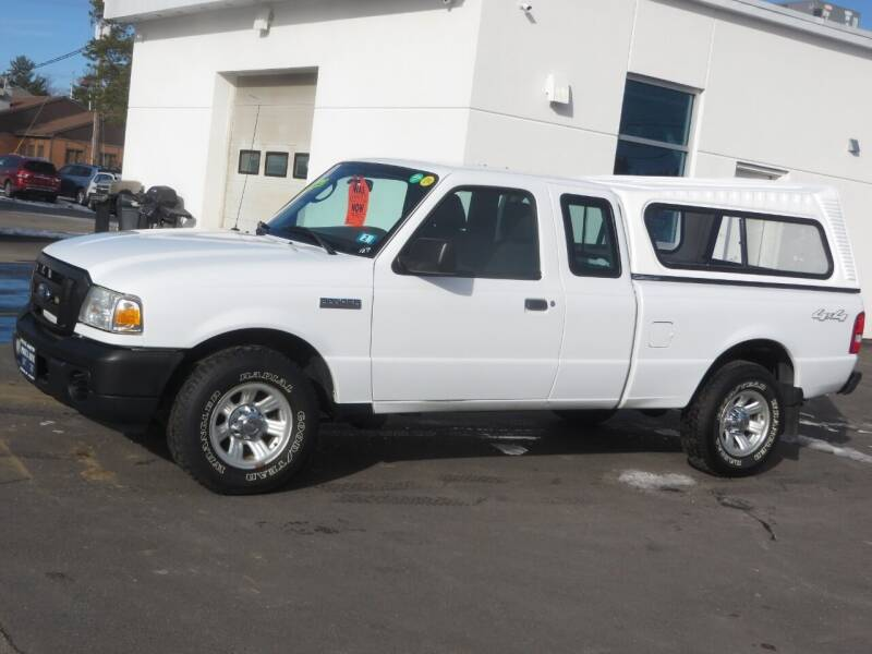 2011 Ford Ranger for sale at Price Auto Sales 2 in Concord NH
