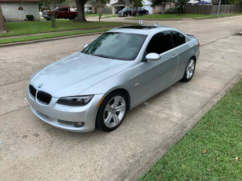 2007 BMW 3 Series for sale at Demetry Automotive in Houston TX