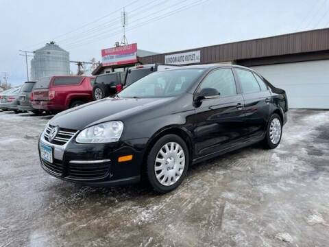 2010 Volkswagen Jetta for sale at WINDOM AUTO OUTLET LLC in Windom MN