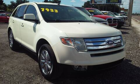 2007 Ford Edge for sale at Pinellas Auto Brokers in Saint Petersburg FL