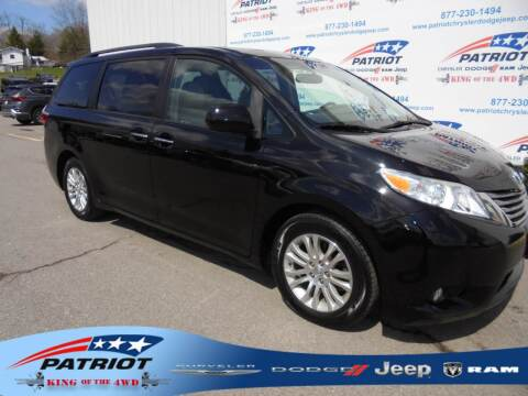 2016 Toyota Sienna for sale at PATRIOT CHRYSLER DODGE JEEP RAM in Oakland MD