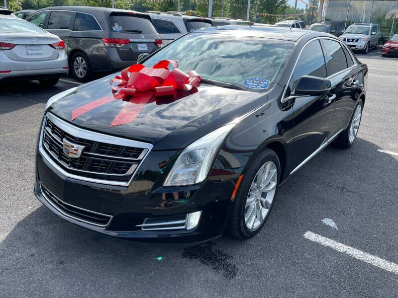 2016 Cadillac XTS for sale at Charlotte Auto Group, Inc in Monroe NC