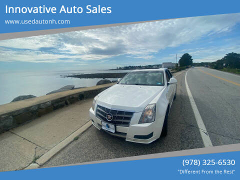 2011 Cadillac CTS for sale at Innovative Auto Sales in North Hampton NH