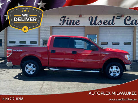 2012 Ford F-150 for sale at Autoplex 3 in Milwaukee WI