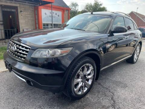 2008 Infiniti FX35 for sale at 5 STAR MOTORS 1 & 2 in Louisville KY