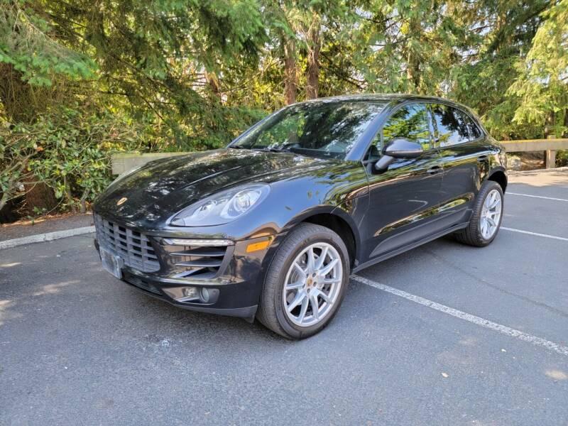 2015 Porsche Macan for sale at Painlessautos.com in Bellevue WA