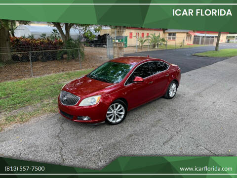 2012 Buick Verano for sale at ICar Florida in Lutz FL