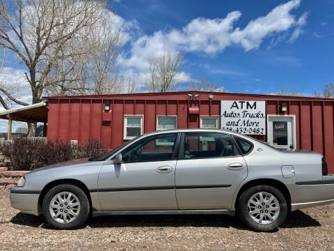 2005 Chevrolet Impala for sale at Autos Trucks & More in Chadron NE