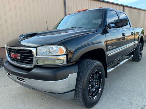2001 GMC Sierra 2500HD for sale at Prime Auto Sales in Uniontown OH