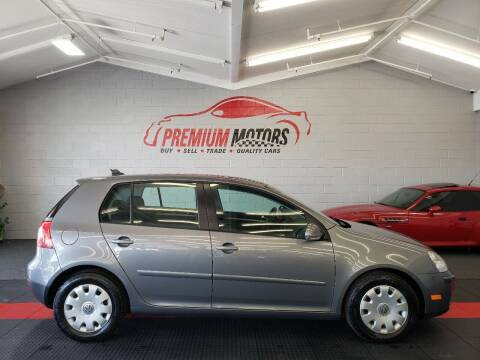 2008 Volkswagen Rabbit for sale at Premium Motors in Villa Park IL