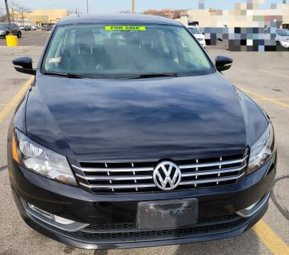 2014 Volkswagen Passat for sale at Wisdom Auto Group in Calumet Park IL