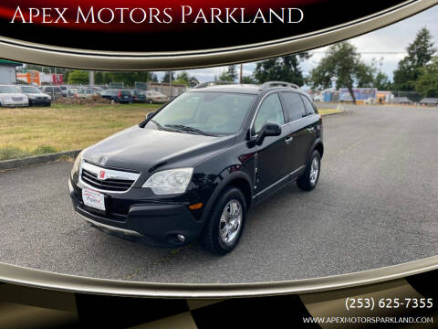 2008 Saturn Vue for sale at Apex Motors Parkland in Tacoma WA
