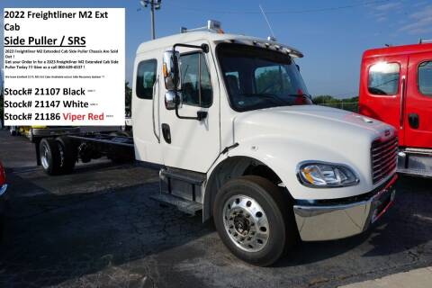 2022 Freightliner M2 Extended Cab SRS for sale at Ricks Auto Sales, Inc. in Kenton OH