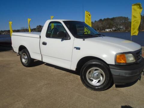 2004 Ford F-150 Heritage for sale at Lake Carroll Auto Sales in Carrollton GA