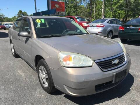 2007 Chevrolet Malibu for sale at Dad's Auto Sales in Newport News VA