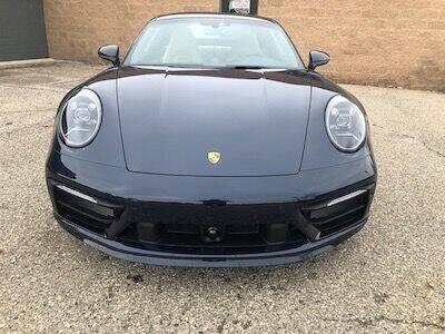 2020 Porsche 911 for sale at MICHAEL'S AUTO SALES in Mount Clemens MI