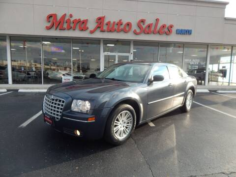 2008 Chrysler 300 for sale at Mira Auto Sales in Dayton OH