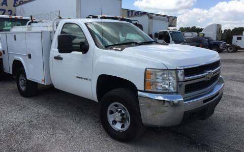 2009 Chevrolet Silverado 3500HD for sale at BSA Used Cars in Pasadena TX