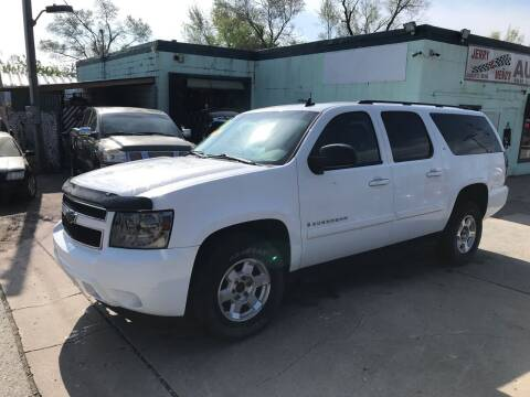 2008 Chevrolet Suburban for sale at Jerry & Menos Auto Sales in Belton MO
