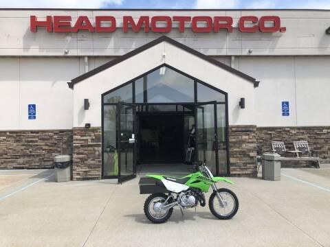 2021 Kawasaki KLX 110R for sale at Head Motor Company - Head Indian Motorcycle in Columbia MO