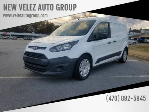 2015 Ford Transit Connect Cargo for sale at NEW VELEZ AUTO GROUP in Gainesville GA
