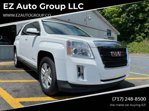 2015 GMC Terrain for sale at EZ Auto Group LLC in Lewistown PA