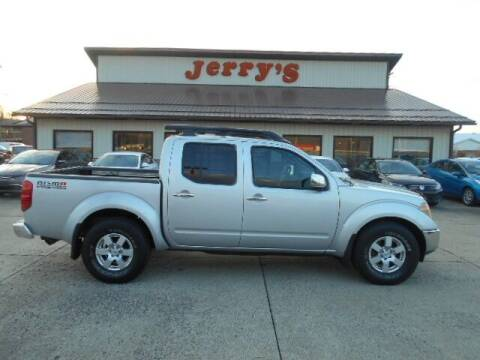2006 Nissan Frontier for sale at Jerry's Auto Mart in Uhrichsville OH