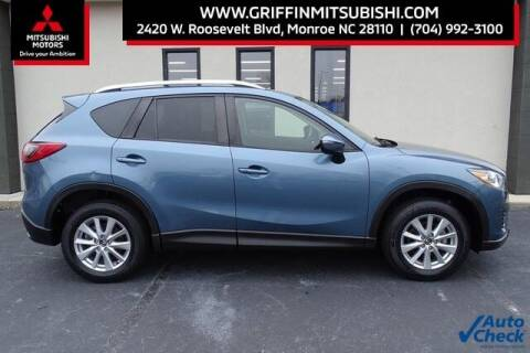 2016 Mazda CX-5 for sale at Griffin Mitsubishi in Monroe NC