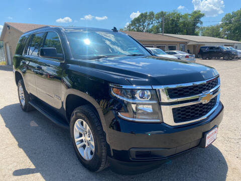 2015 Chevrolet Tahoe for sale at Truck City Inc in Des Moines IA