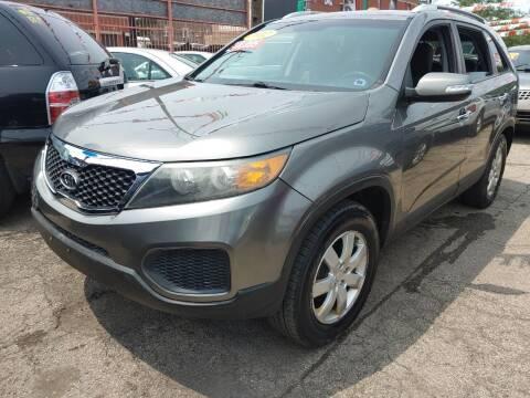 2012 Kia Sorento for sale at JIREH AUTO SALES in Chicago IL