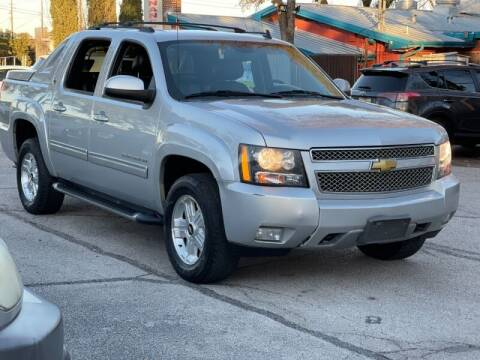 2013 Chevrolet Avalanche for sale at AWESOME CARS LLC in Austin TX