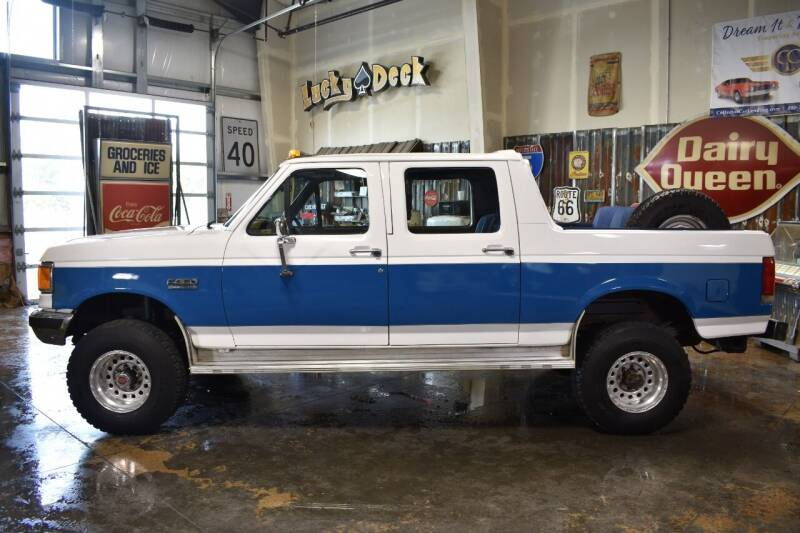 1989 Ford Bronco for sale at Cool Classic Rides in Redmond OR