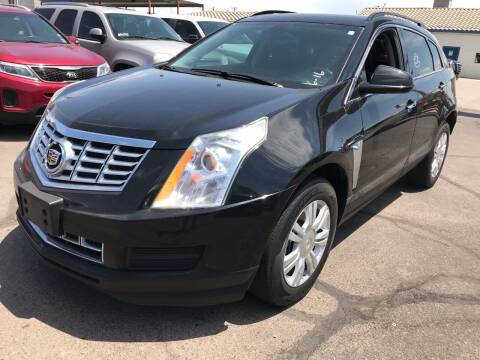 2015 Cadillac SRX for sale at Town and Country Motors in Mesa AZ