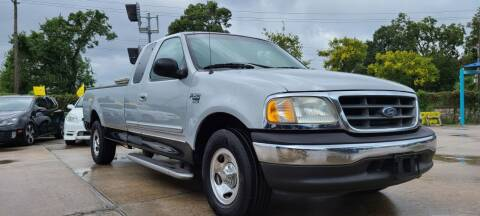 2003 Ford F-150 for sale at Mr Cars LLC in Houston TX