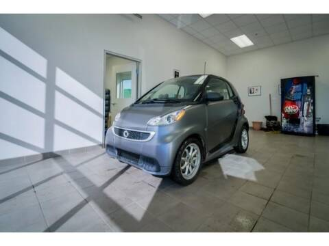 2015 Smart fortwo electric drive for sale at DAN PORTER MOTORS in Dickinson ND