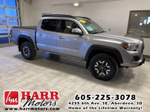 2019 Toyota Tacoma for sale at Harr's Redfield Ford in Redfield SD