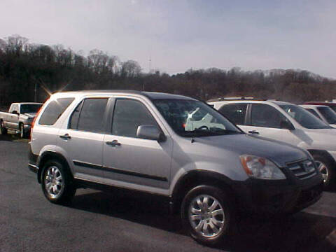 2005 Honda CR-V for sale at Bates Auto & Truck Center in Zanesville OH