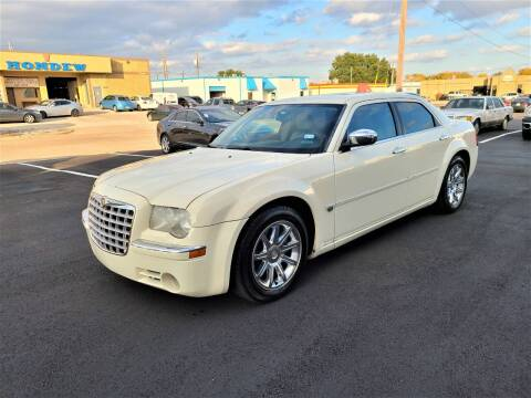 2005 Chrysler 300 for sale at Image Auto Sales in Dallas TX