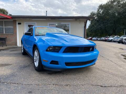 2011 Ford Mustang for sale at Port City Auto Sales in Baton Rouge LA