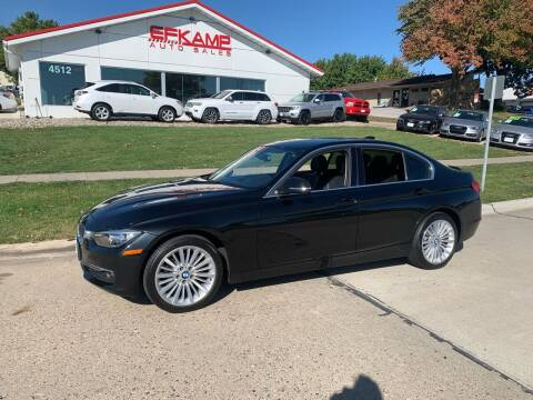 2015 BMW 3 Series for sale at Efkamp Auto Sales LLC in Des Moines IA