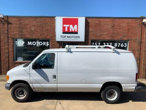 2006 Ford E-Series Cargo for sale at Top Motors LLC in Portsmouth VA