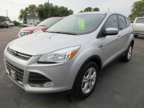 2016 Ford Escape for sale at Dam Auto Sales in Sioux City IA