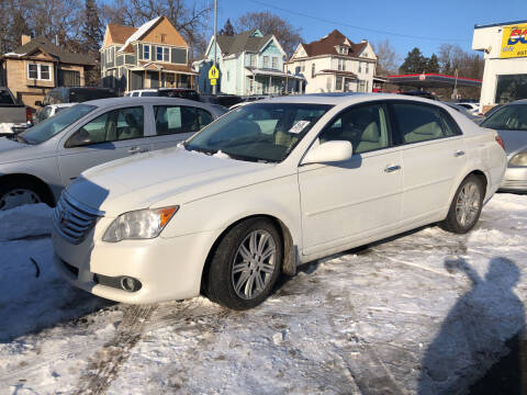 2008 Toyota Avalon for sale at Sonny Gerber Auto Sales in Omaha NE