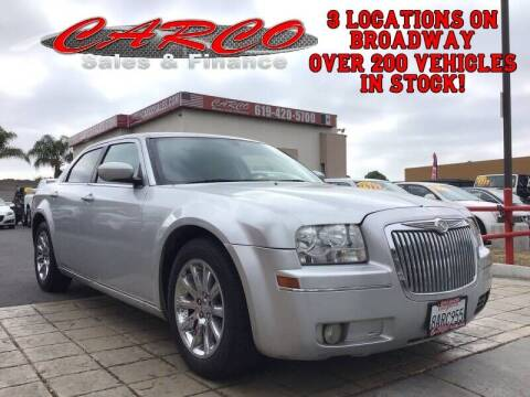 2006 Chrysler 300 for sale at CARCO SALES & FINANCE - Under 7000 in Chula Vista CA